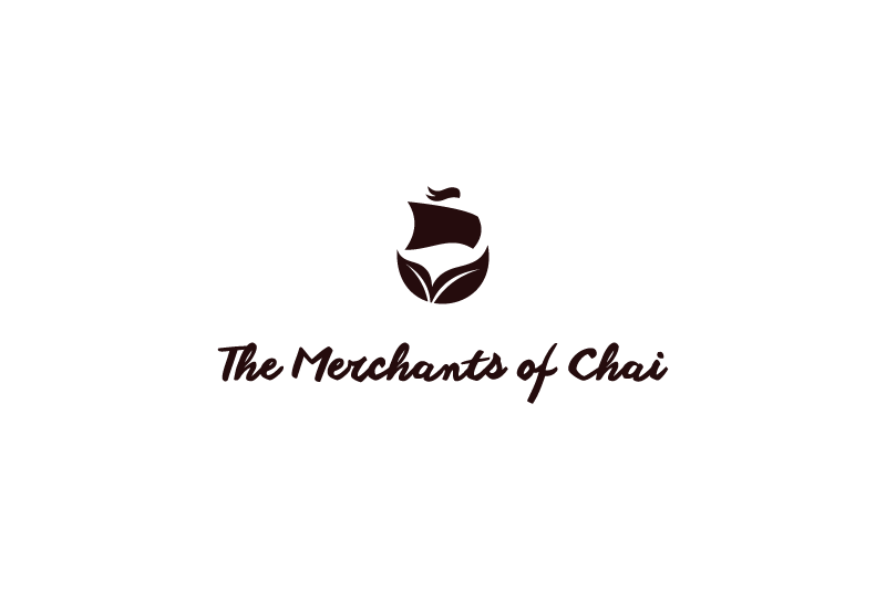 The Merchants of Chai – Logotype